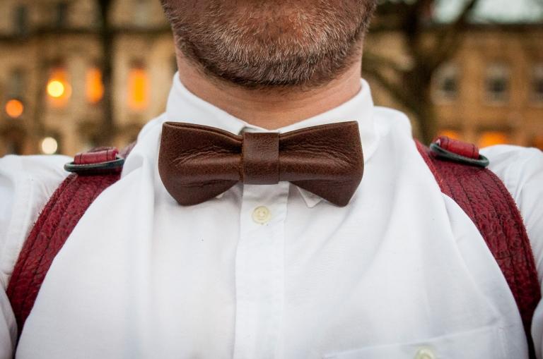 Profile shot of Dan Barker wedding photographer